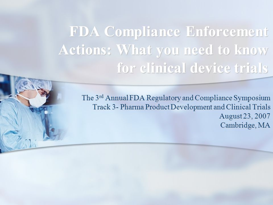 Web Sites Device Advice www.fda.gov/cdrh/devadvice CDRH BIMO site www.fda.gov/cdrh/comp/bimo.html