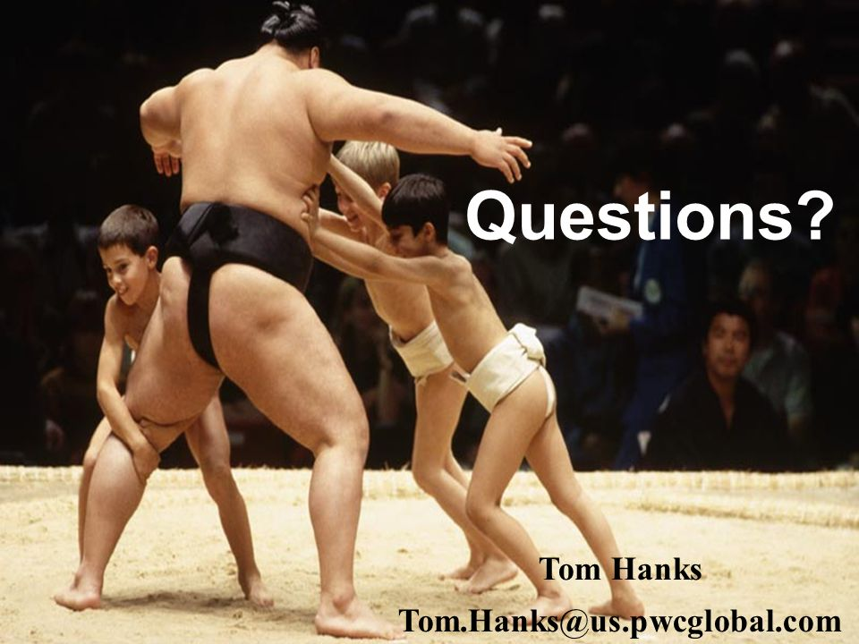 Questions Tom Hanks