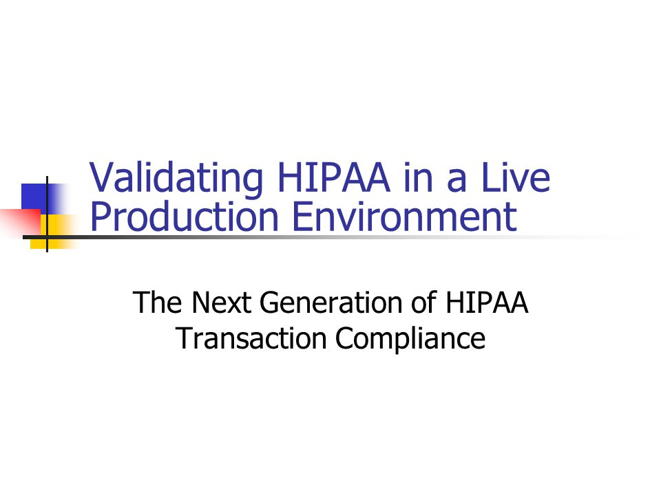 Providers Inability to implement Types 4-7 edits – increases potential claim EDI rejects Inability to follow payer edits – increases potential claim rejects Many systems will reject at EDI transaction level (ST/SE), not claim level Clearinghouse costs per HIPAA transaction high Challenges to Current Solutions