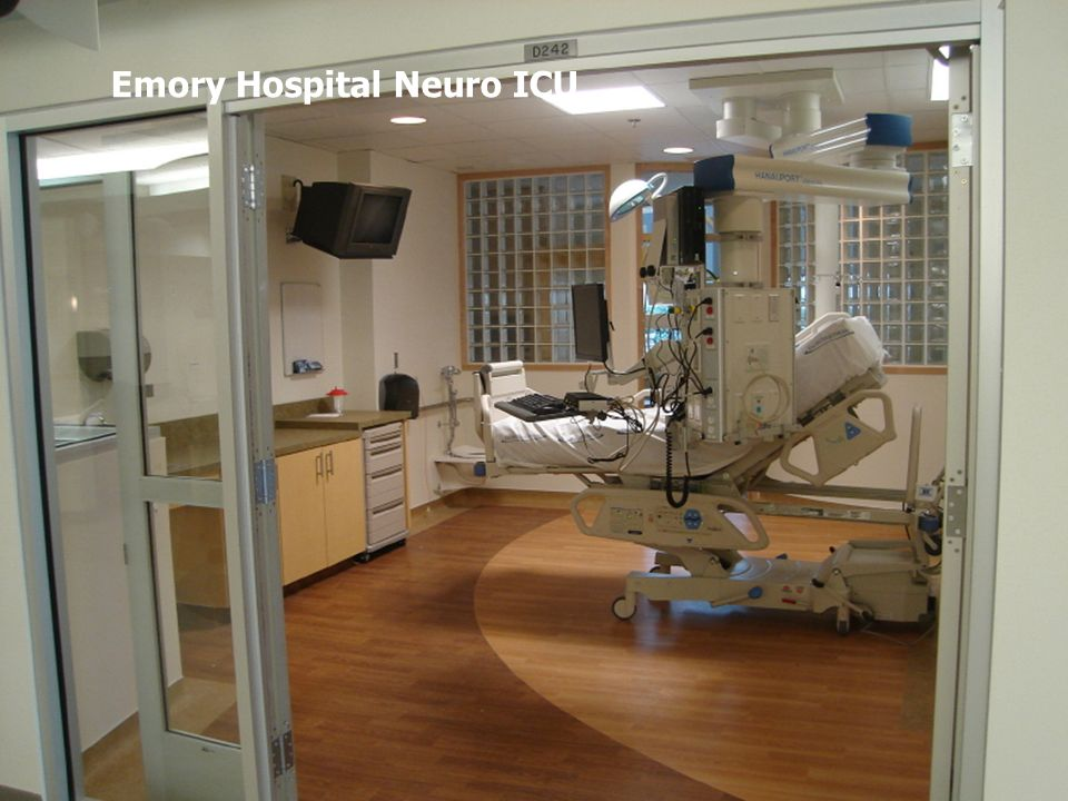 Emory Hospital Neuro ICU