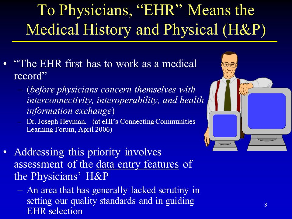 4 HIT Truisms Forty percent of attempted (EHR) implementations fail –(Dr.