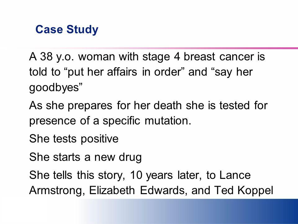 Case Study A 38 y.o.