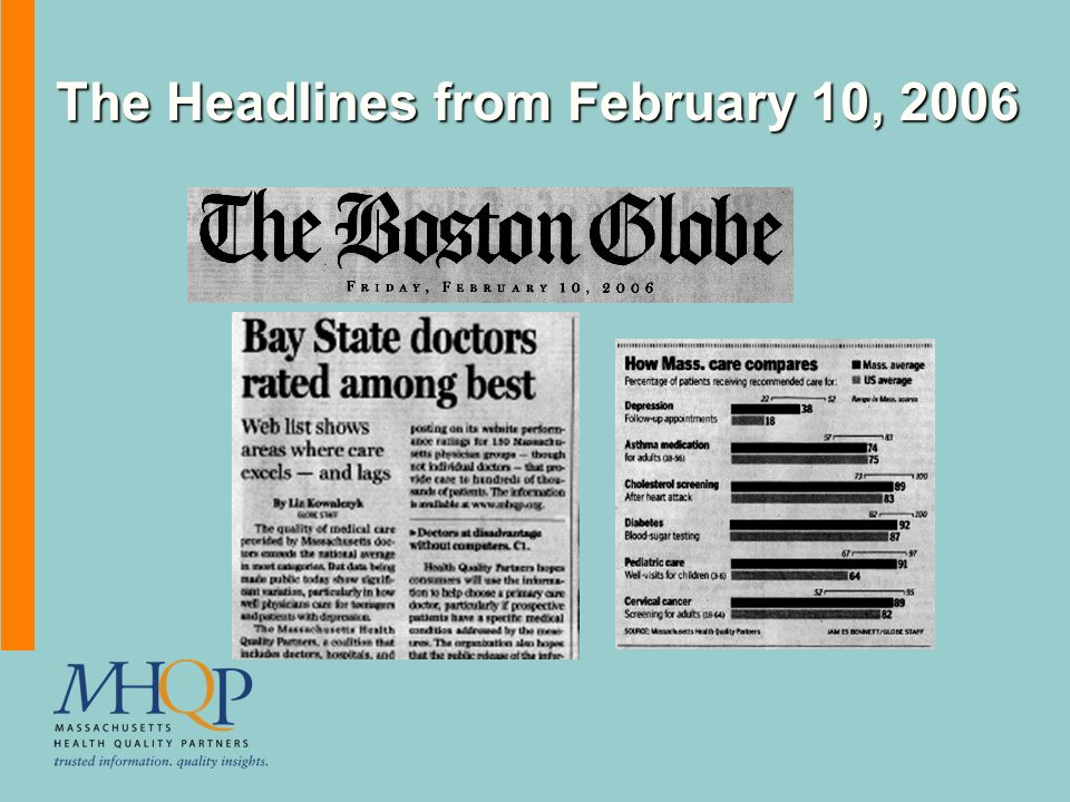 The Headlines from February 10, 2006