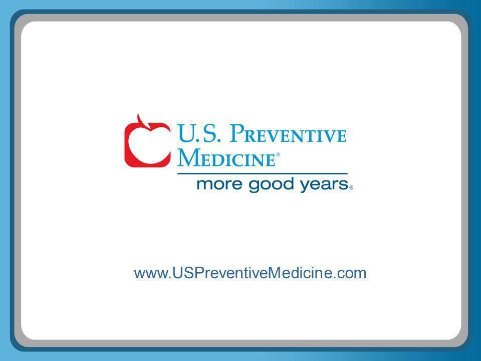 www.USPreventiveMedicine.com