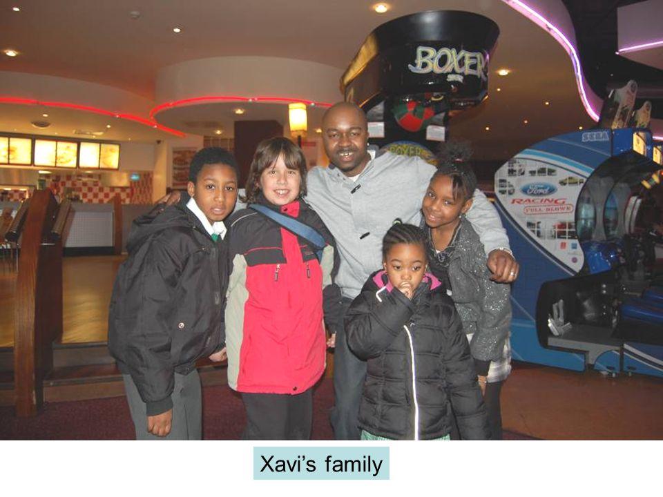 Xavis family