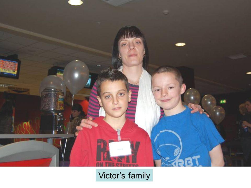 Victors family