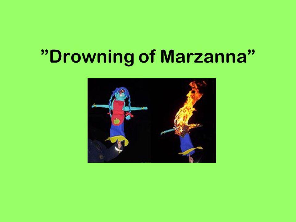 Drowning of Marzanna