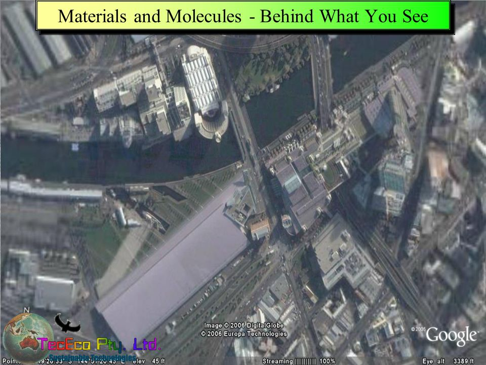 Presentation downloadable from www.tececo.com 1 Materials and Molecules - Behind What You See