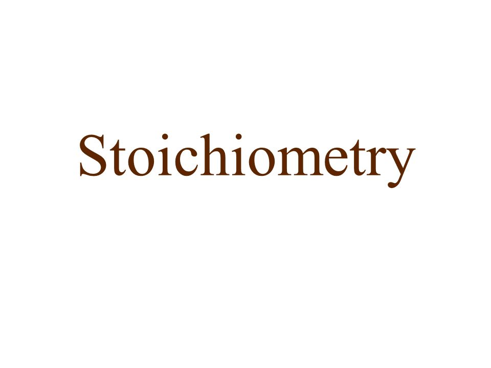Stoichiometry Recall that many conversion factors exist: 4 mol NH 3 /5 mol O 2, 6 mol H 2 O/4 mol NH 3, etc In words, this tells us that for every 4 moles of NH 3, 5 moles of O 2 are required, etc.