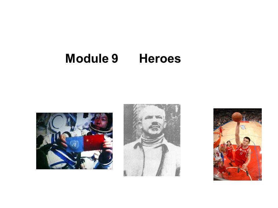 Module 9 Heroes