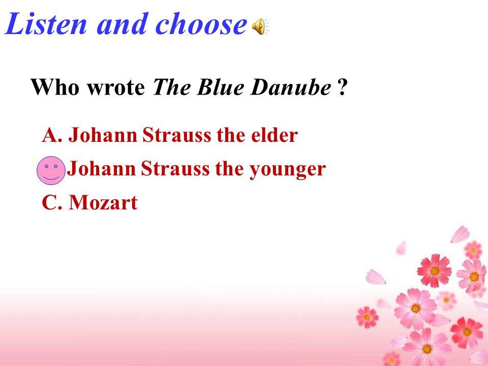BeethovenMozart Johann Strauss · the Waltz King musician composer /