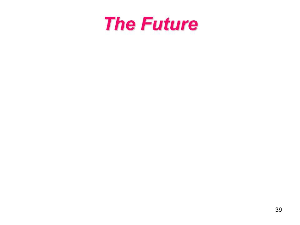 39 The Future