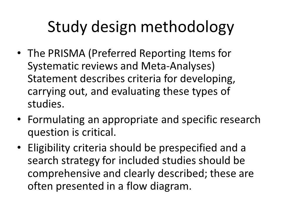 Example of a Flow Diagram *Originally published with the PRISMA Statement (Liberati A, Altman DG, Tetzlaff J, et al.