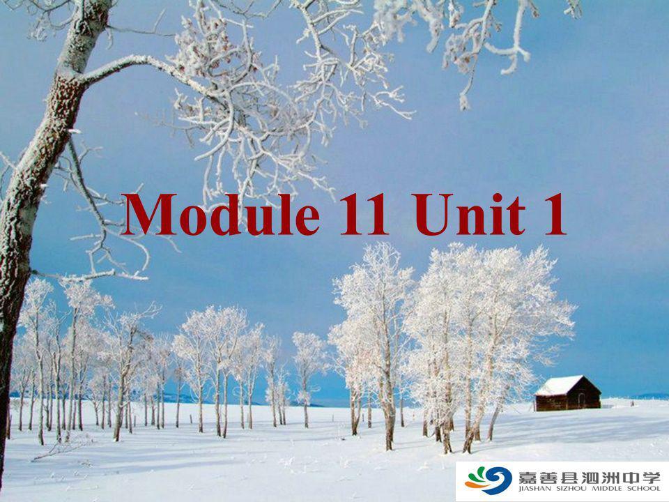 Module 11 Unit 1