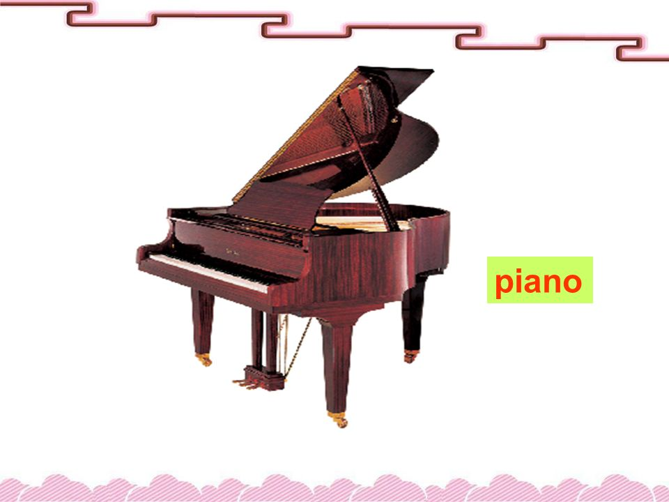 How do people play them? instruments what other instruments do you know?
