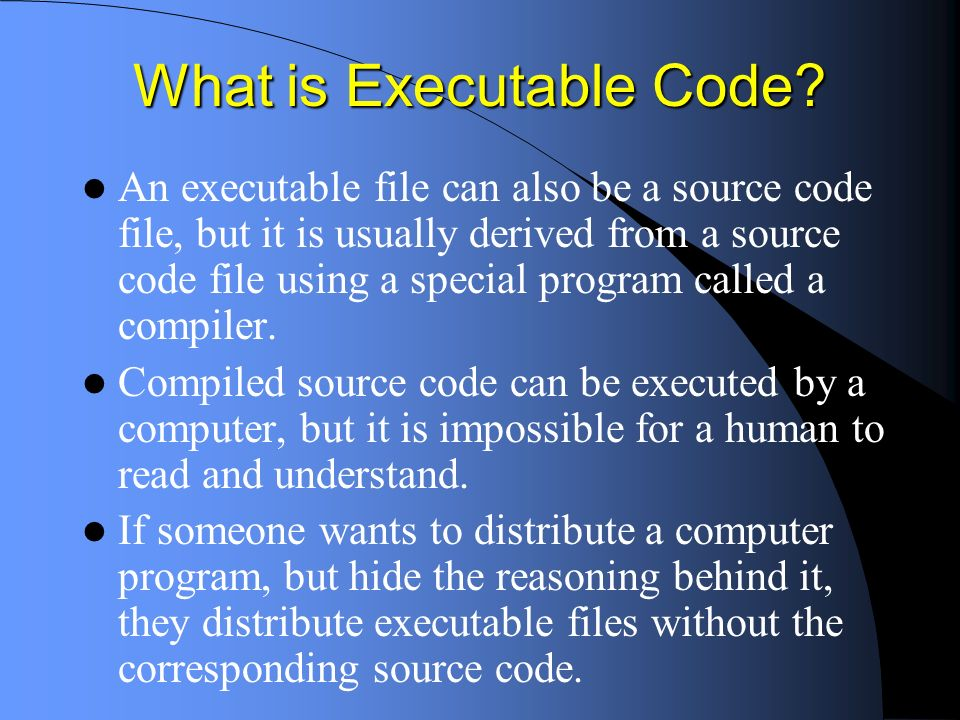 Origins of Open Source Software Other programmers may be able to find and fix bugs in the code.