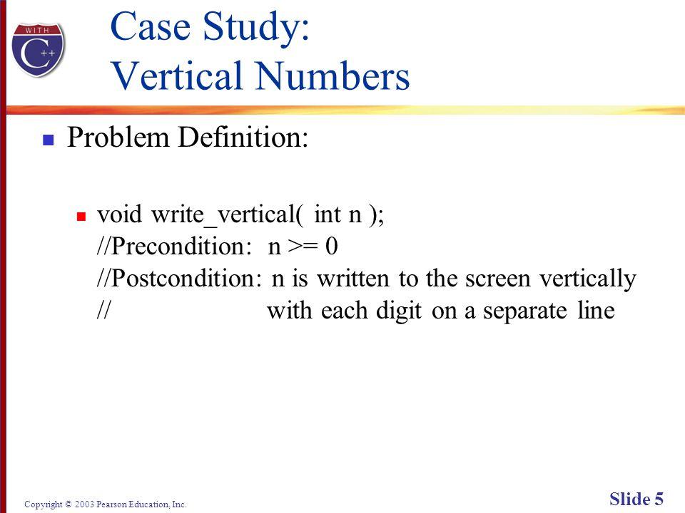 Copyright © 2003 Pearson Education, Inc. Slide 66 Display 13.9 (1/2) Back Next