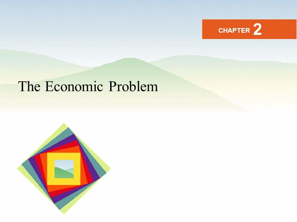 The Economic Problem CHAPTER 2