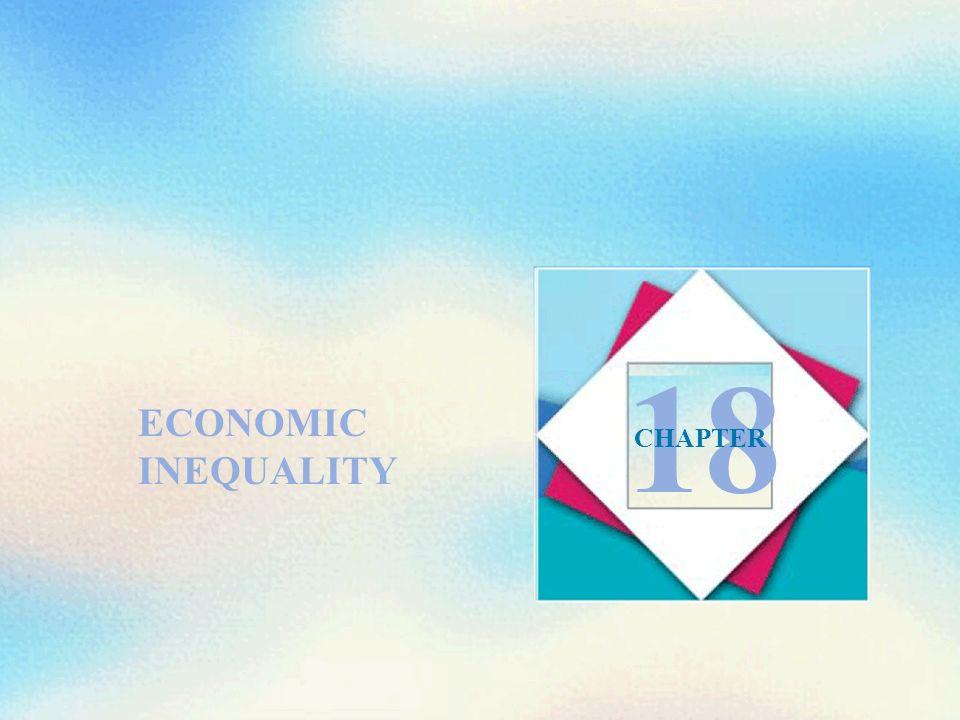 ECONOMIC INEQUALITY 18 CHAPTER