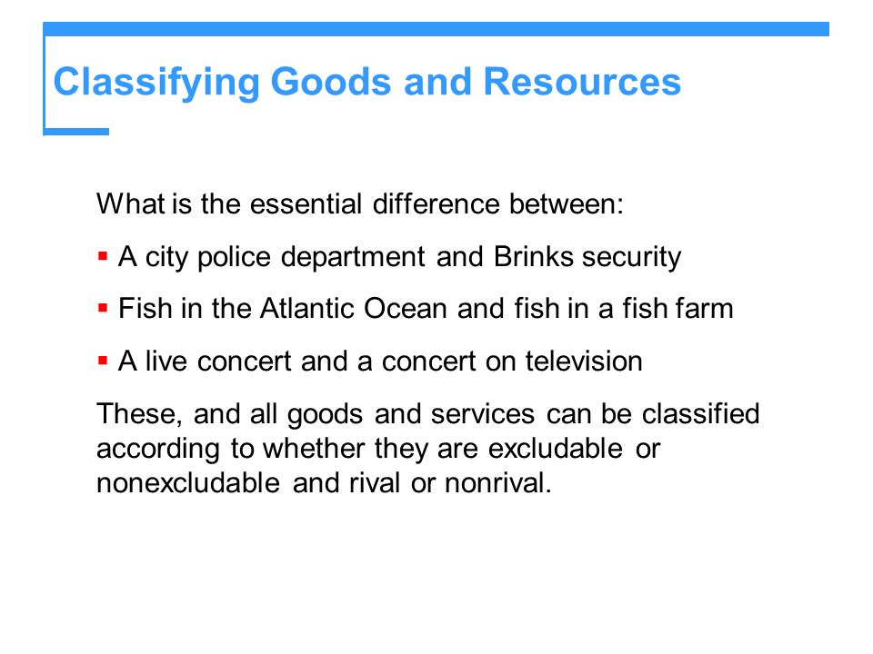Common Resources An Overfishing Equilibrium Figure 16.6 shows why a common resource get overused.