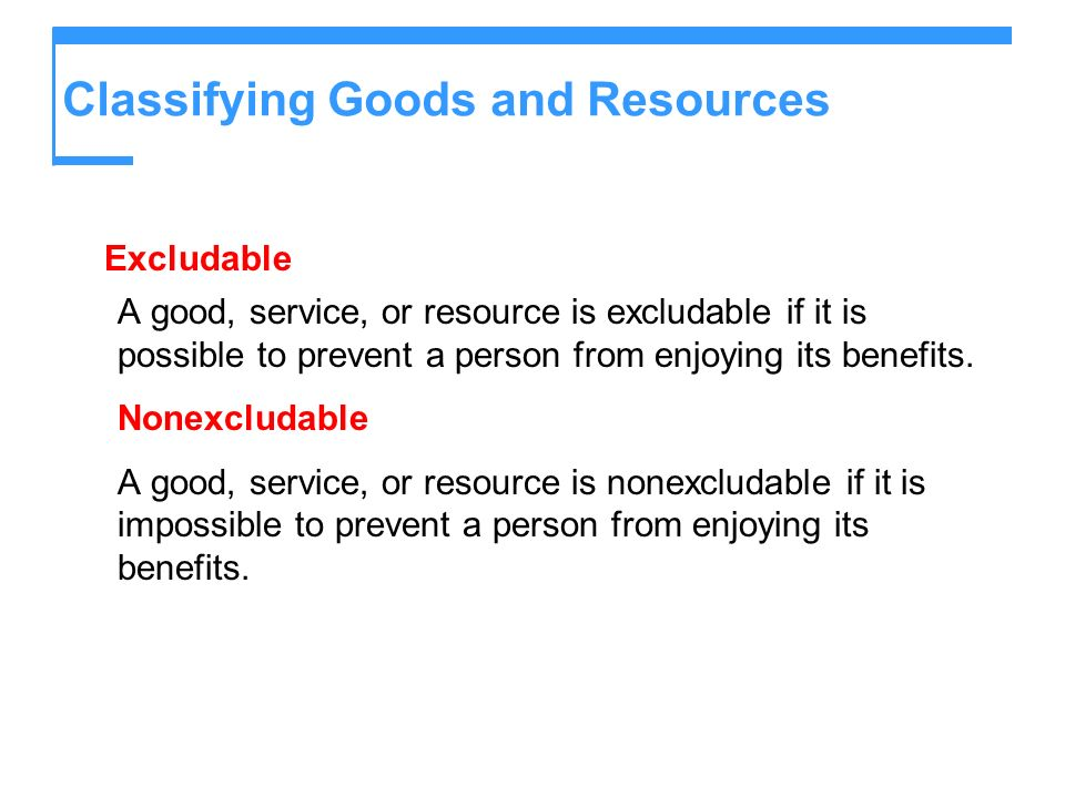 Common Resources 3.