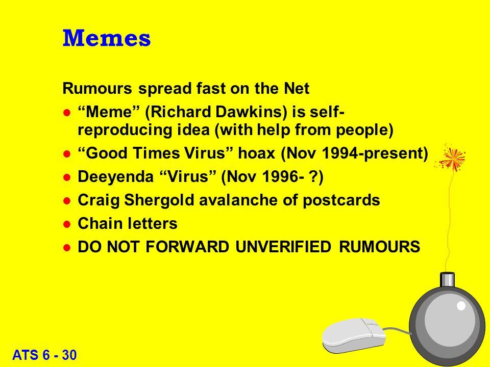 ATS 6 - 29 Viruses l Macro