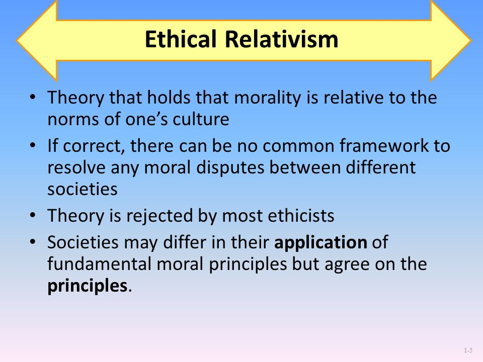 cultural relativism and whistleblowing essay