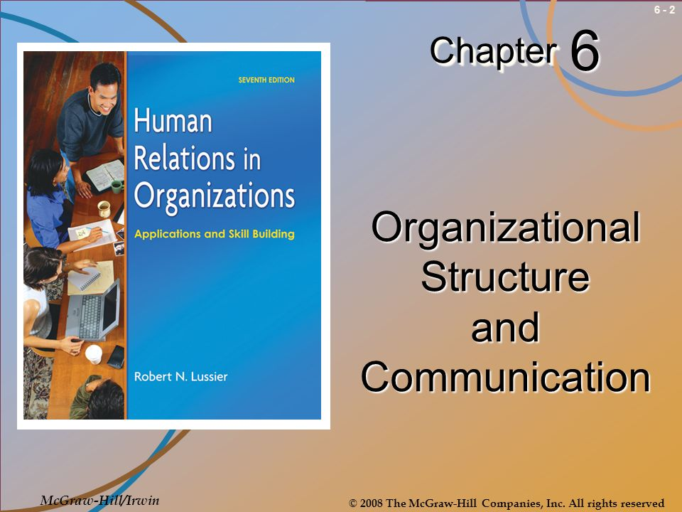 6 - 23 Written Communication (1 of 2) With increased use of e-mail, managers substitute face-to-face communication with e- mail Communication Objective Guidelines Memos Letters Reports Bulletin board notices Posters Computers/e-mail Fax