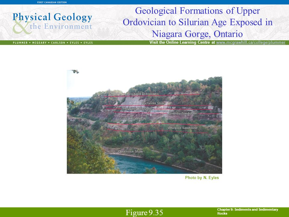 Chapter 9: Sediments and Sedimentary Rocks Visit the Online Learning Centre at www.mcgrawhill.ca/college/plummerwww.mcgrawhill.ca/college/plummer Geol