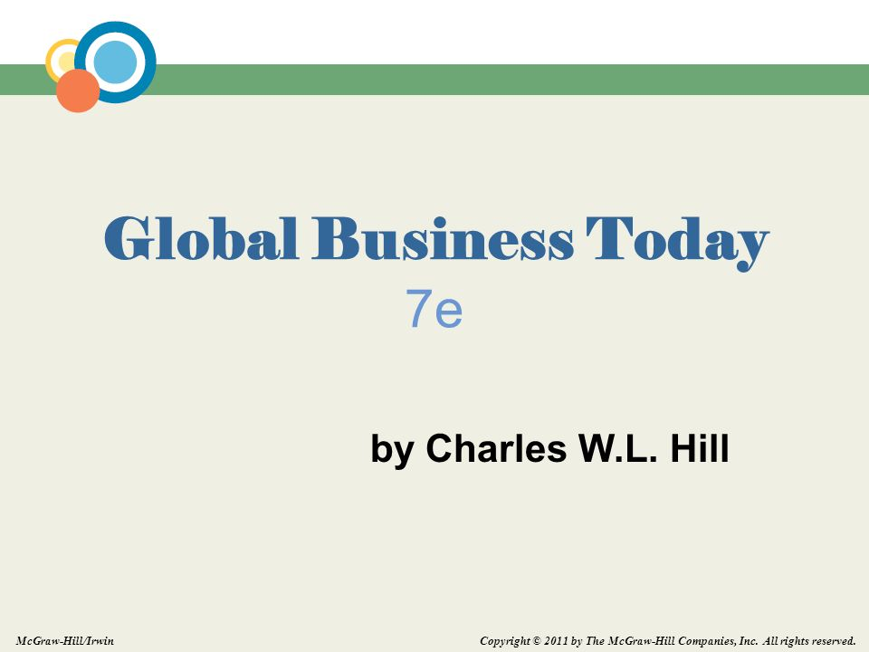 10-2 Chapter 10 The International Monetary System