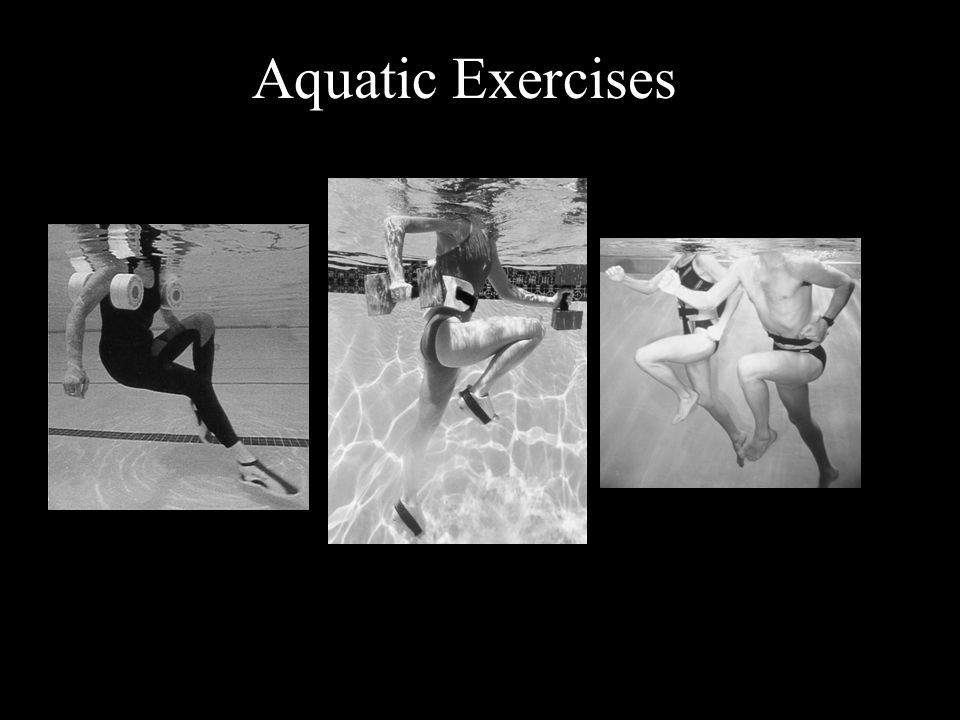 © 2009 McGraw-Hill Higher Education. All rights reserved. Aquatic Exercises © 2008 McGraw-Hill Higher Education. All rights reserved.