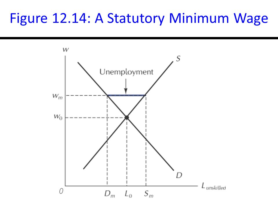 14-24 Figure 12.14: A Statutory Minimum Wage 0