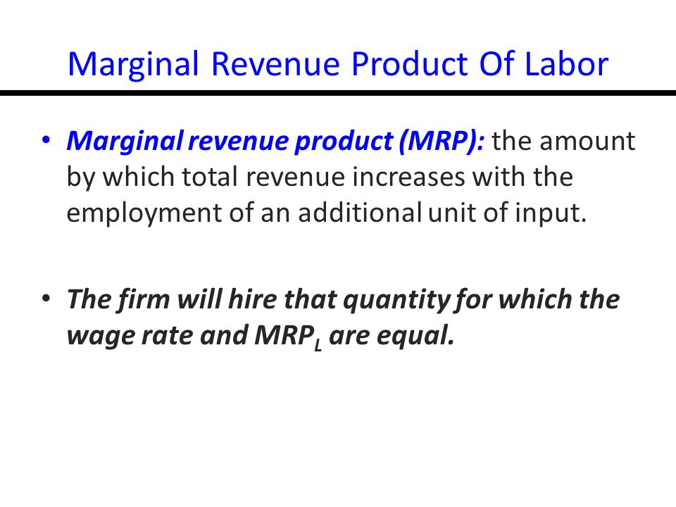 14-20 Figure 12.11: Average and Marginal Factor Cost 0 141 41 40 R/L