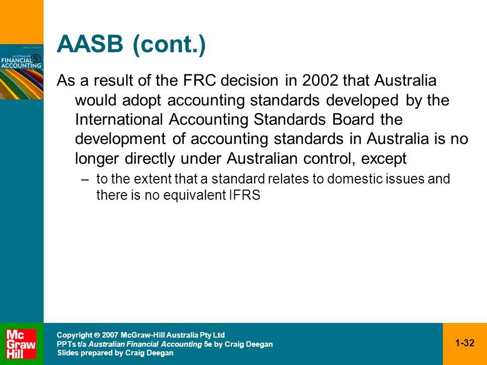 "Presentation ""1-1 Copyright 2007 McGraw-Hill Australia Pty Ltd ..."
