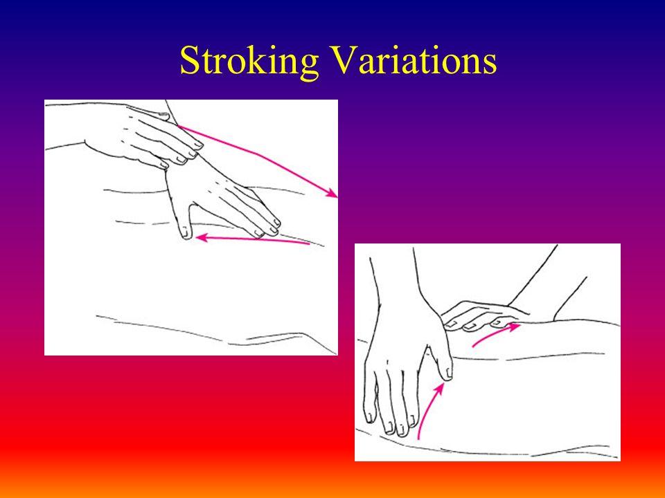 Stroking Variations