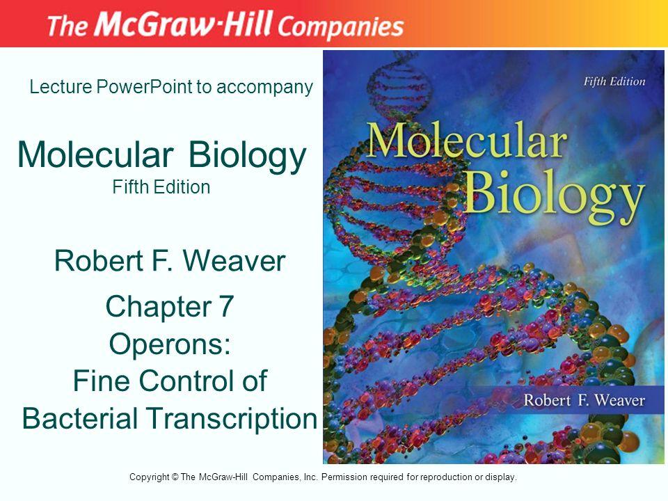 7-12 Effects of Regulatory Mutations: Wild-type and Mutated Repressor