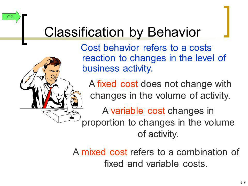 Direct costs Costs traceable to a single cost object.