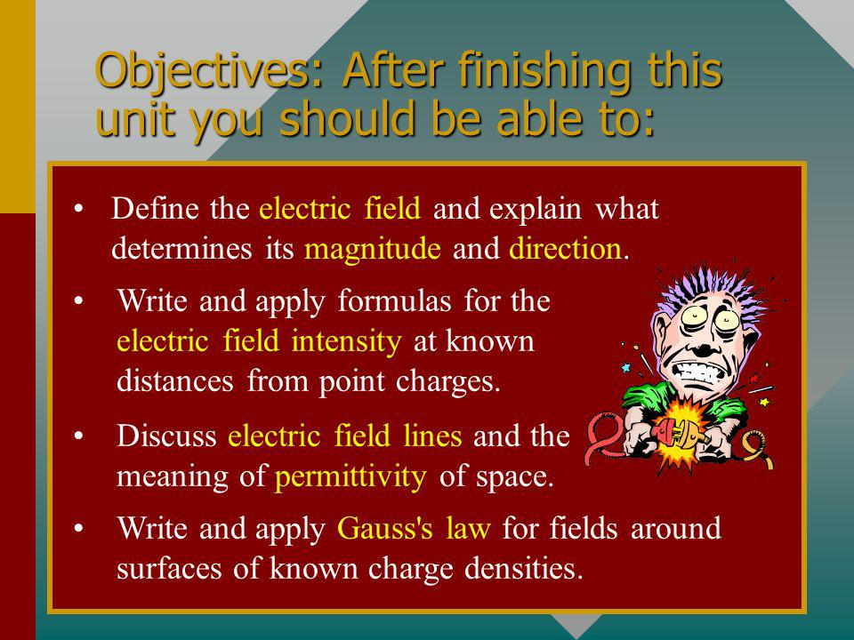 Chapter 26 - Electric Field A PowerPoint Presentation by Paul E. Tippens, Professor of Physics Southern Polytechnic State University © 2007