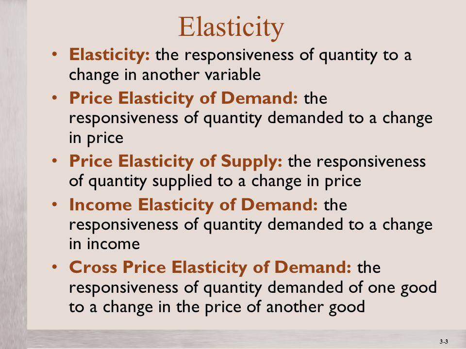 3-34 Categorizing Goods: Exclusivity and Rivalry Exclusivity: the degree to which the consumption of the good can be restricted by a seller to only those who pay for it Rivalry: the degree to which one persons consumption reduces the value of the good for the next consumer