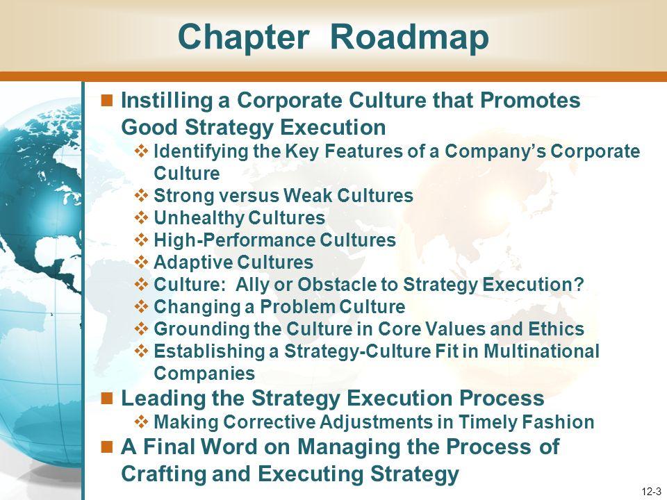 Figure 12.1: Changing a Problem Culture 12-23