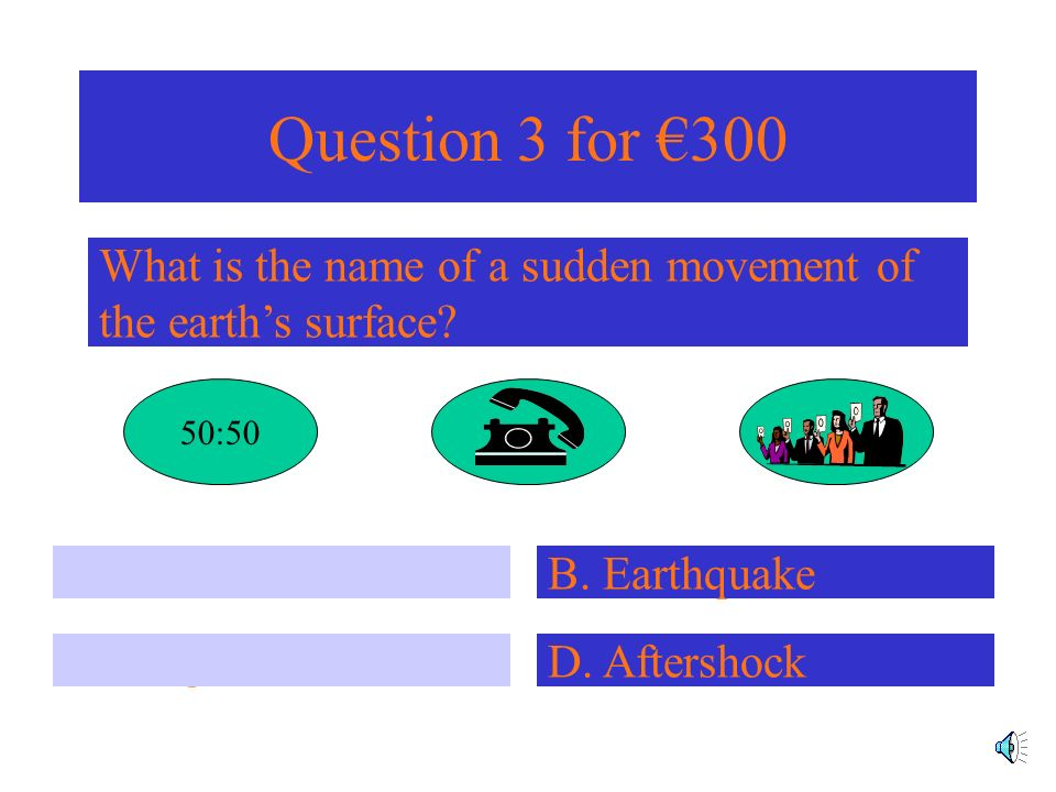 Question 2 for 200 What is the name of red hot liquid rock above the earths surface.