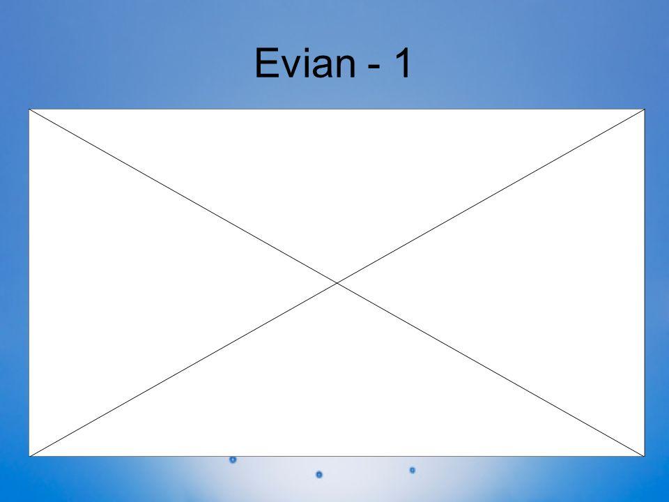 Evian - 1