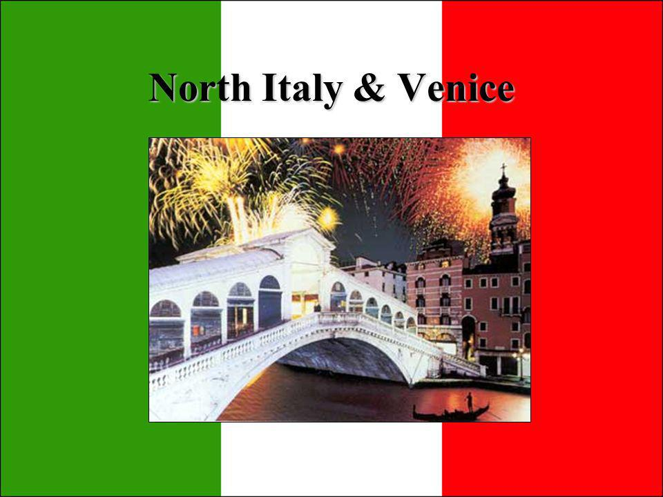 North Italy & Venice