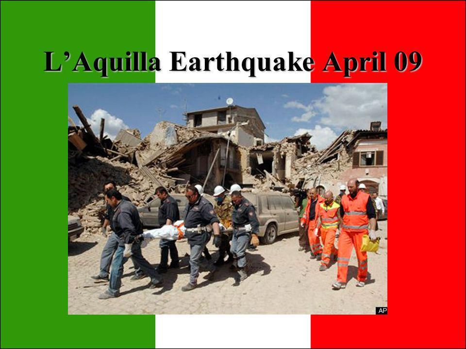 LAquilla Earthquake April 09