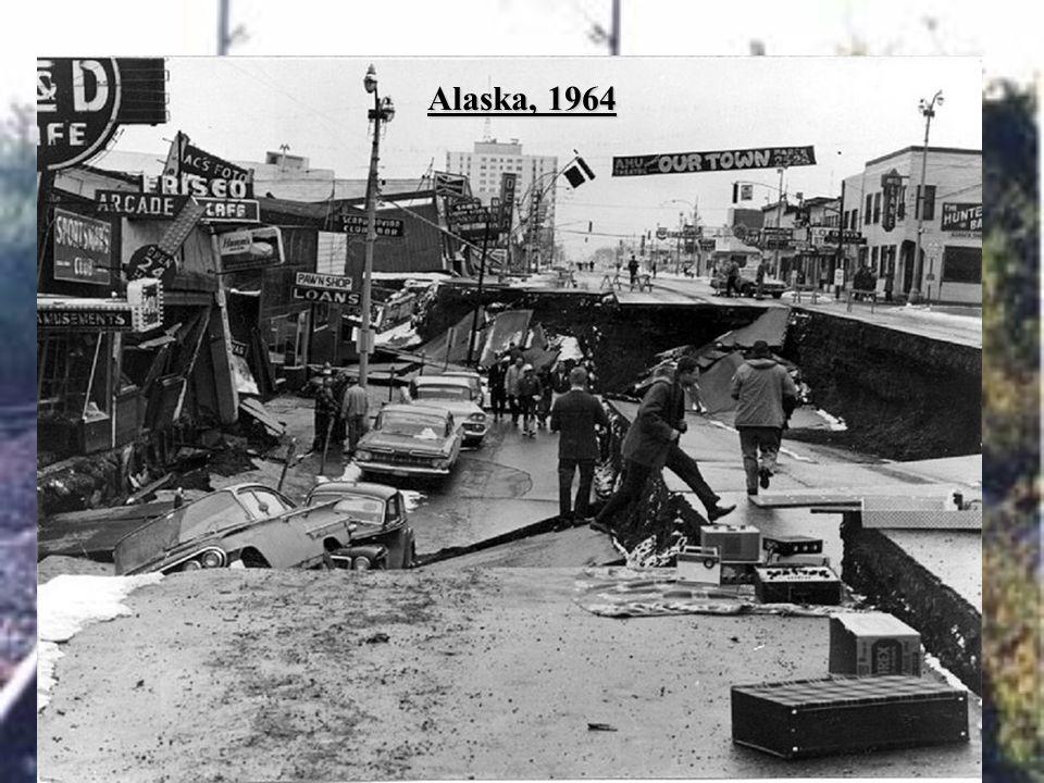 Alaska, 1964