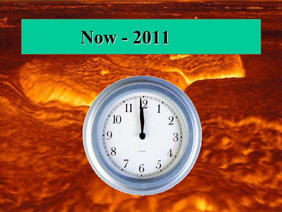 Now - 2011