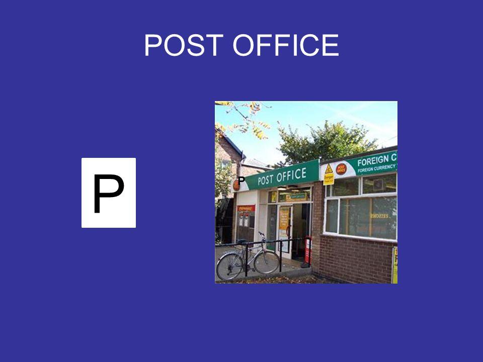 POST OFFICE P P