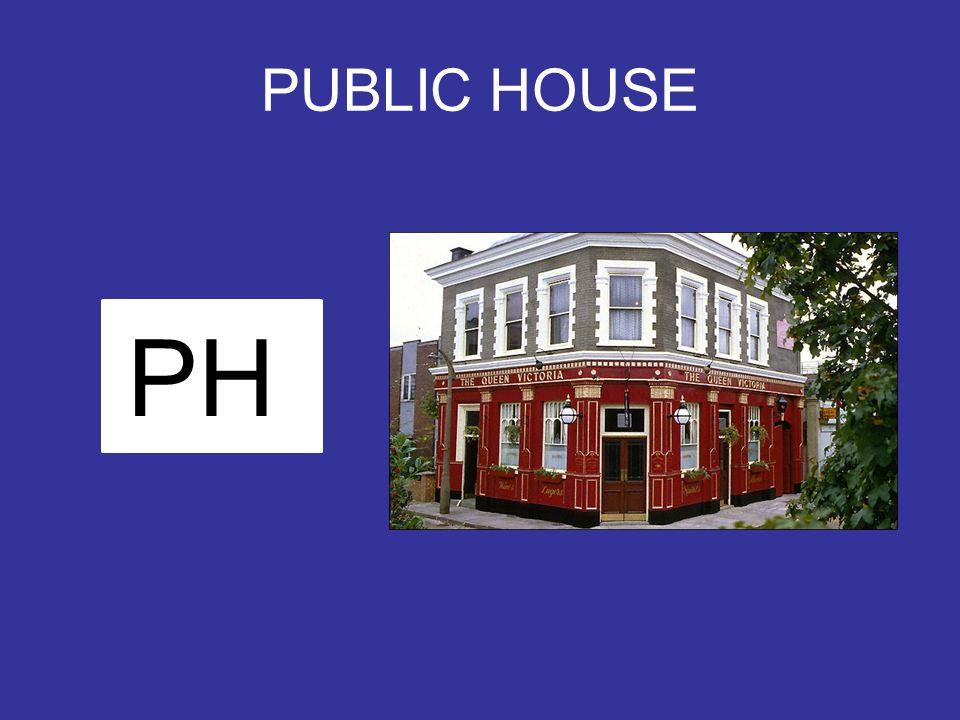 PUBLIC HOUSE PH