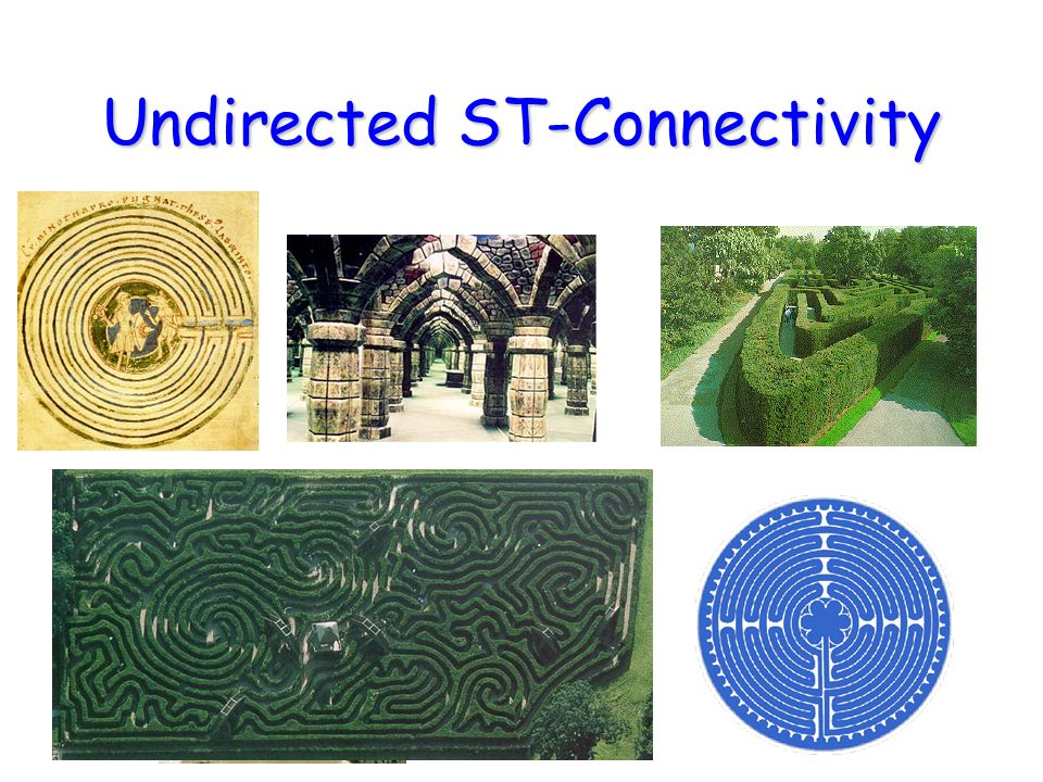 Undirected ST-Connectivity