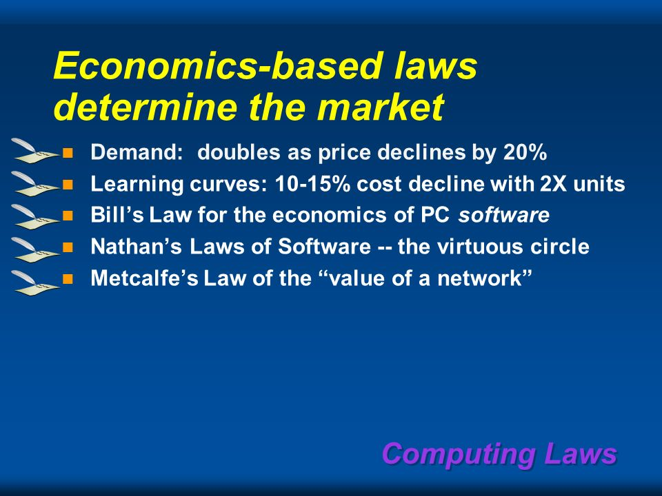 Computing Laws Consult Apps Dbases OS Network Periph Computers Micros Solutions Andersen, EDS, KPMG, Lante, etc.